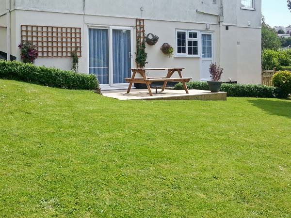 Garden Flat Pet-Friendly Cottage, Mevagissey, South West England (Ref 11470)
