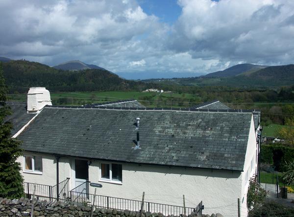 Stoney Gill B Countryside Cottage, Braithwaite, Cumbria & The Lake District (Ref 1389)