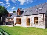 Nantusi Cottage Pet-Friendly Cottage, Kirriemuir, Central Scotland (Ref 1905)