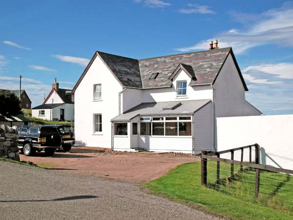 Transvaal House Pet-Friendly Cottage, Durness, Highlands And Islands (Ref 2310)