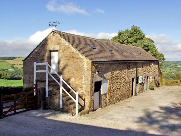 The Loft Pet-Friendly Cottage, Millthorpe, Peak District (Ref 2674)