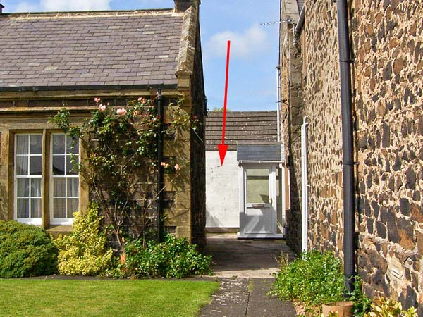 The Nook Beach Cottage, Embleton, Northumberland (Ref 623)