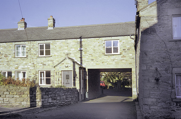 1 Chestnut Garth Pet-Friendly Cottage, West Witton Near Leyburn, Yorkshire Dales (Ref 779)