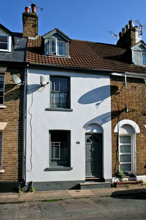 Enjoy a great self catering holiday in  Whitstable