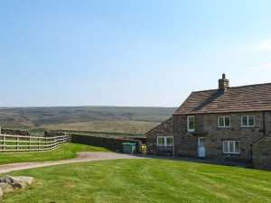 Photo of Higher Croasdale Farmhouse - Holiday cottage at Bentham near Ingleton North Yorkshire