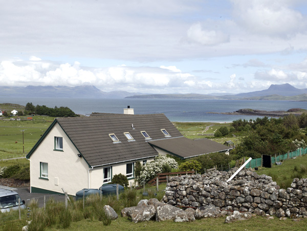 Mellon Udrigle nr Aultbea  a great place to enjoy a self catering holiday
