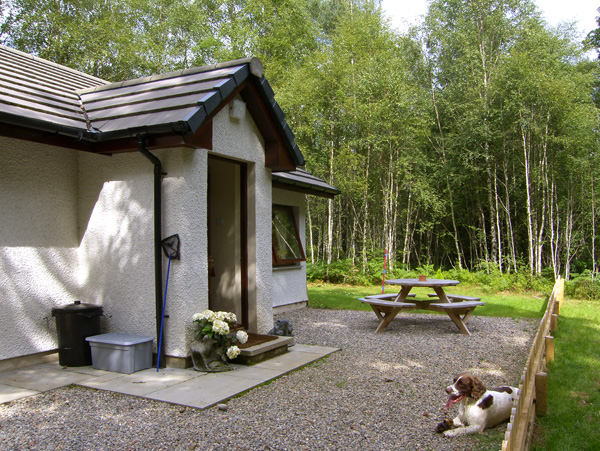 Enjoy a great self catering holiday in  Invermoriston near Loch Ness