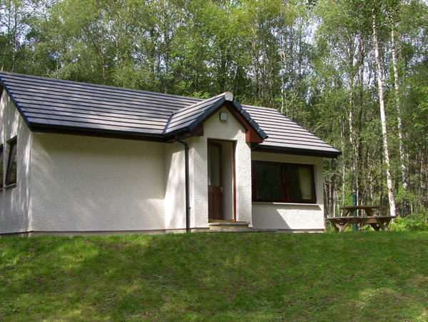 Holiday offer for Invermoriston near Loch Ness  self catering