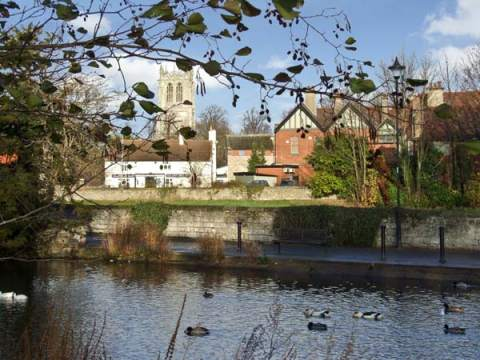 The Watermill Tickhill Peak District Self Catering Holiday Cottage