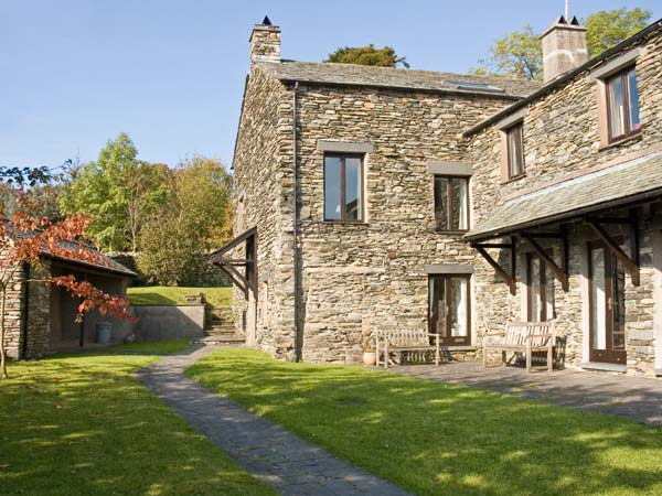 Enjoy a great self catering holiday in  Bowness-on-Windermere