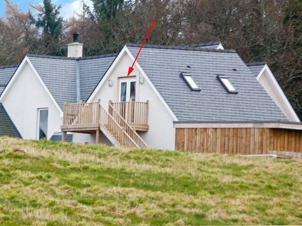 Holiday offer for Croy near Nairn  self catering
