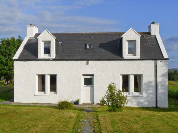 Dunvegan  a great place to enjoy a self catering holiday