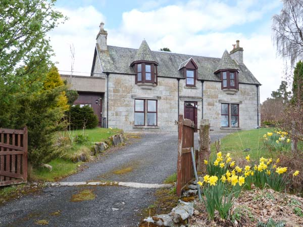 £274.00 for Nethy Bridge near Grantown-on-Spey  self catering holiday