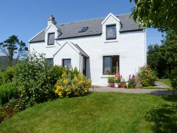 £277.00 for Kilchoan  self catering holiday