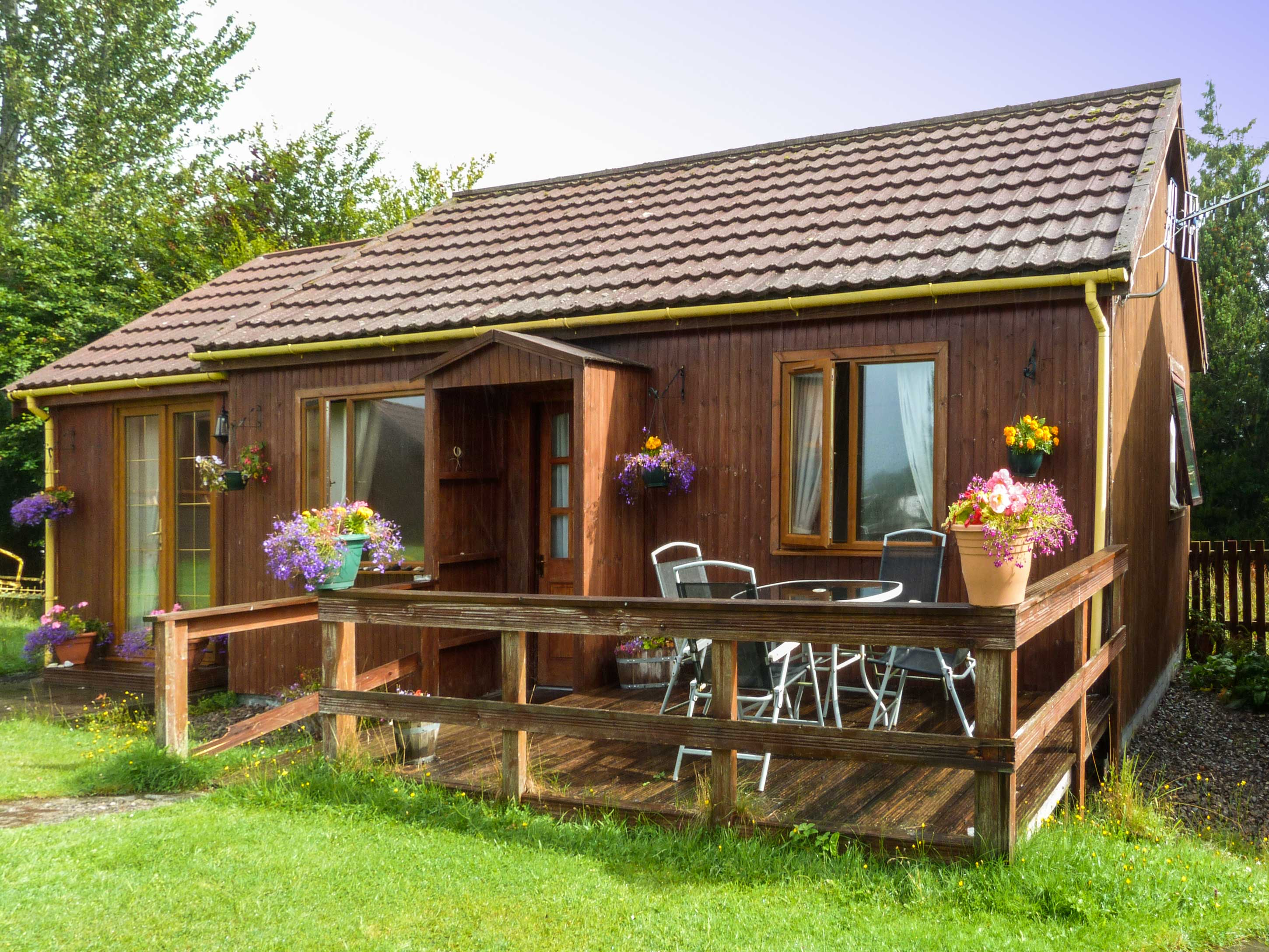 £273.00 for Corpach near Fort William  self catering holiday