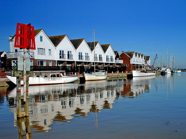 Holiday offer for Rye  self catering