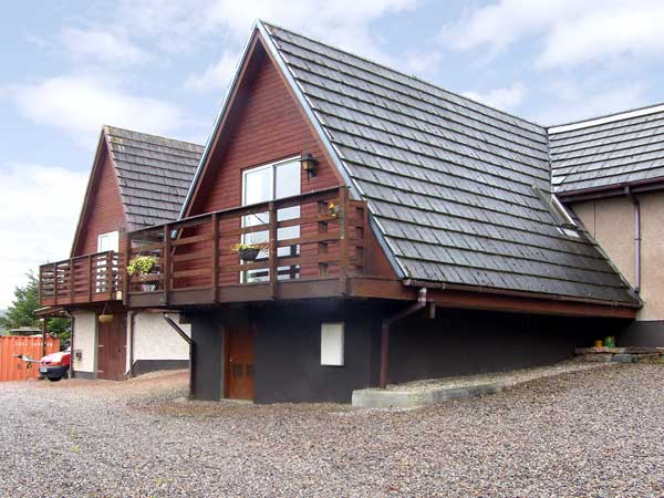 Heights of Achterneed near Strathpeffer  a great place to enjoy a self catering holiday