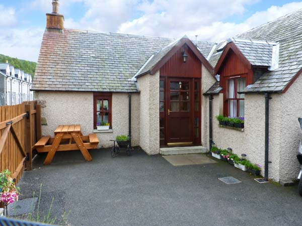 Enjoy a great self catering holiday in  Braemar