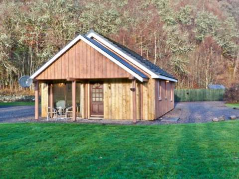 Achilty near Strathpeffer  a great place to enjoy a self catering holiday