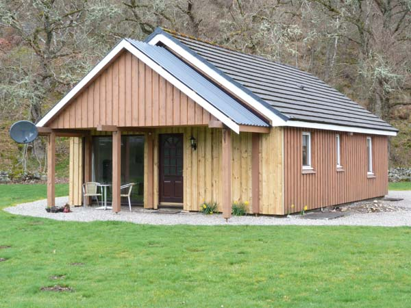 Enjoy a great self catering holiday in  Achilty near Strathpeffer