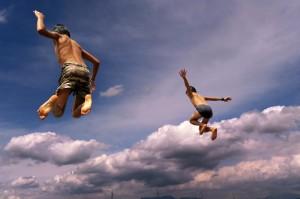 Children break up for the summer holidays