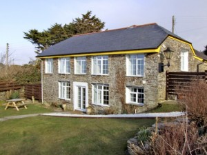 The Round House, Cornwall