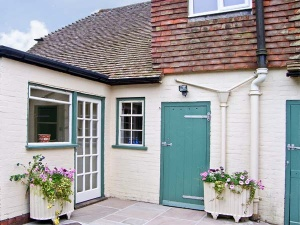 One of our lovely Hampshire cottages.