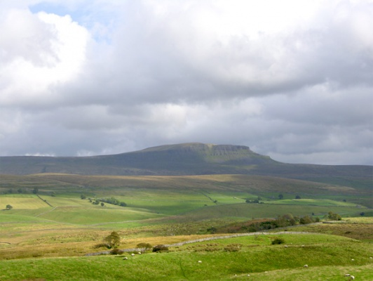Views of the Yorkshire Dales