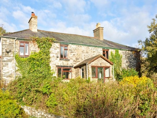 Hendre Aled Farmhouse, North Wales