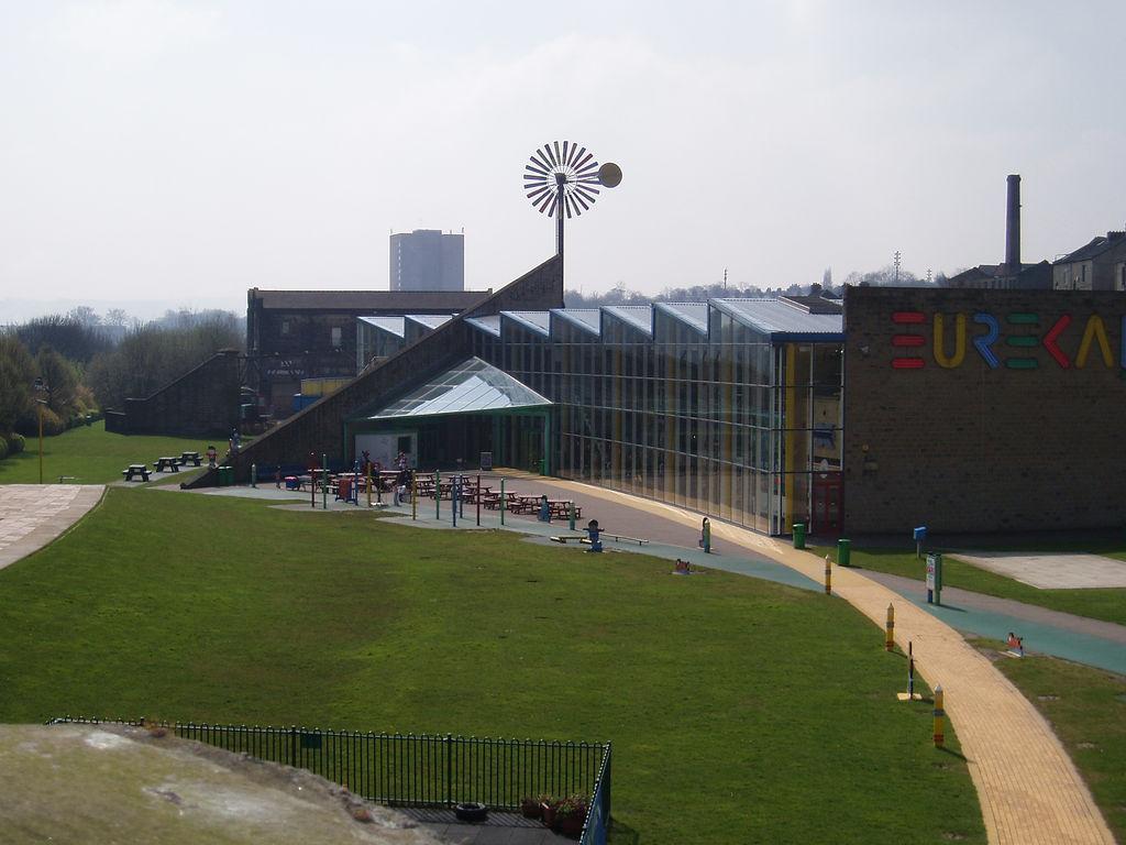Eureka! Museum, Halifax, Yorkshire