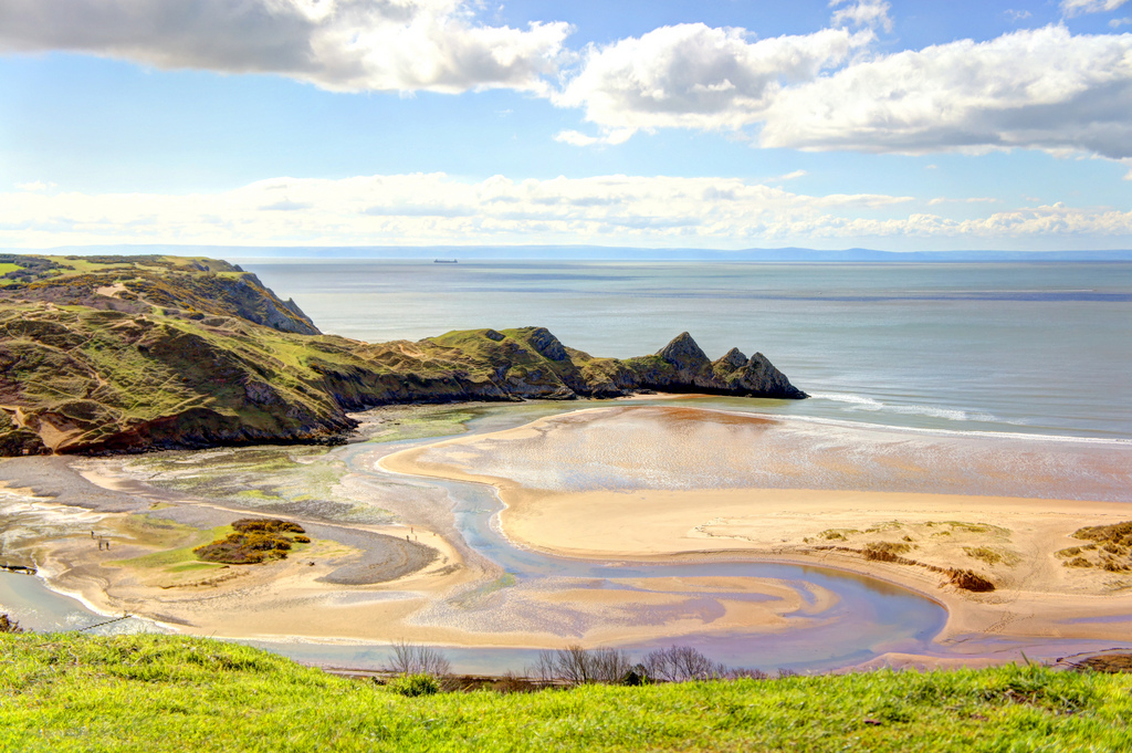 Gower Peninsula, Wales