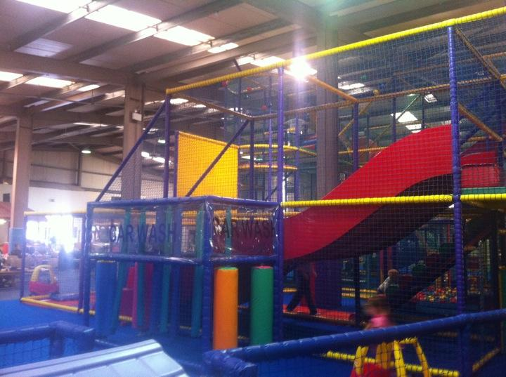 Chuckies Play Zone in County Cork