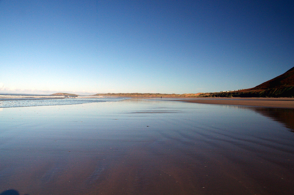 Llangennith Beach, Via. Flickr