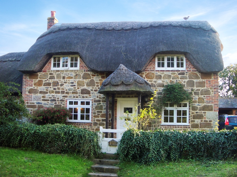 Holiday cottage in Isle of Wight