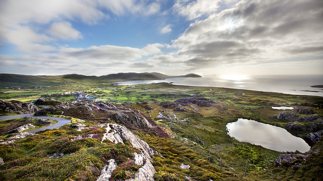 Beara Peninsula- Via Flickr