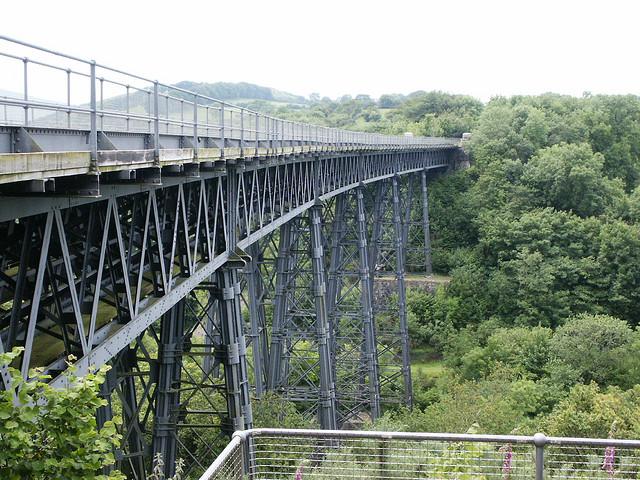Meldon Viaduct- Via Flickr