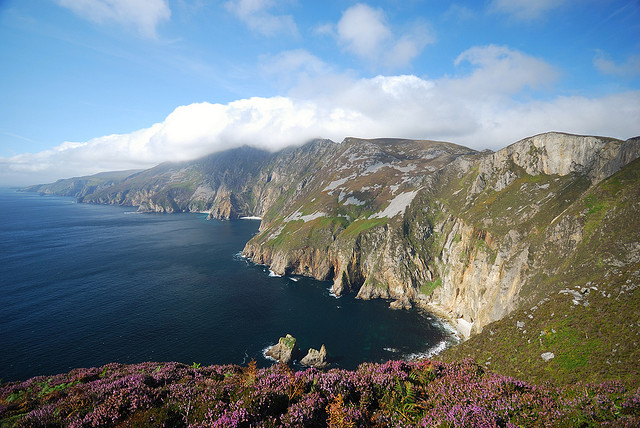 Slieve League- Via Flickr