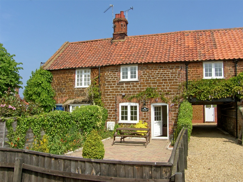 Holiday cottage in Norfolk