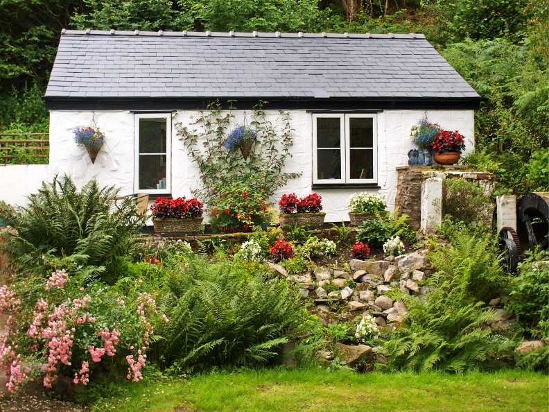 Cottage in North Wales