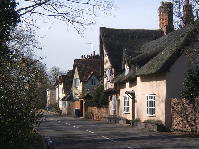Chelsworth, Suffolk