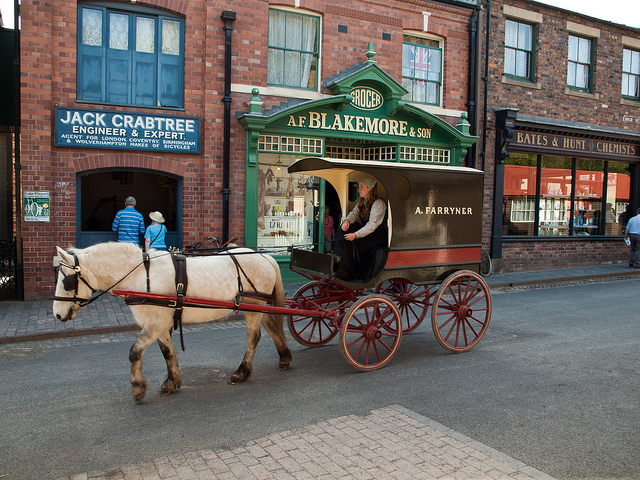 Blists Hill Victorian Town, Ironbridge