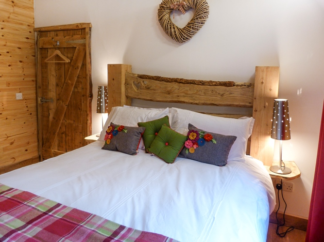 Eco-friendly holiday cottage in Fort William