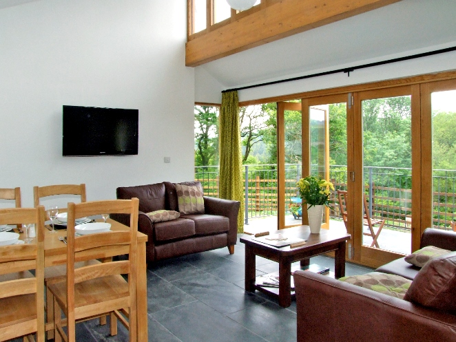 Eco-friendly holiday cottage in Snowdonia