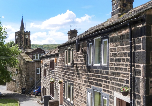 Holiday cottage near Hebden Bridge