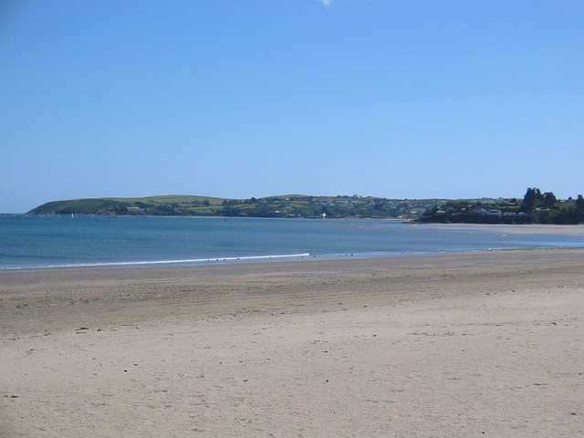 Abersoch Beach: Picture via Flickr.