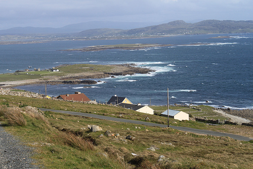 Arranmore Island, County Donegal Ireland