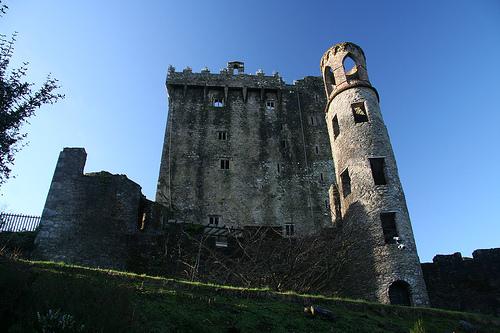 Balrney Castle, home to The Blarney Stone