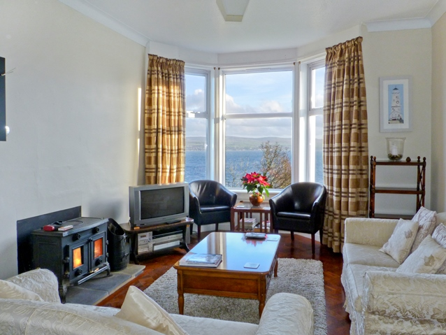 Holiday cottage in Dunoon, Scotland