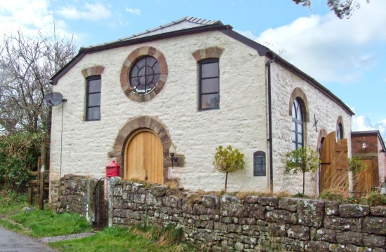The Old Baptist Chapel, South Wales & Pembrokeshire