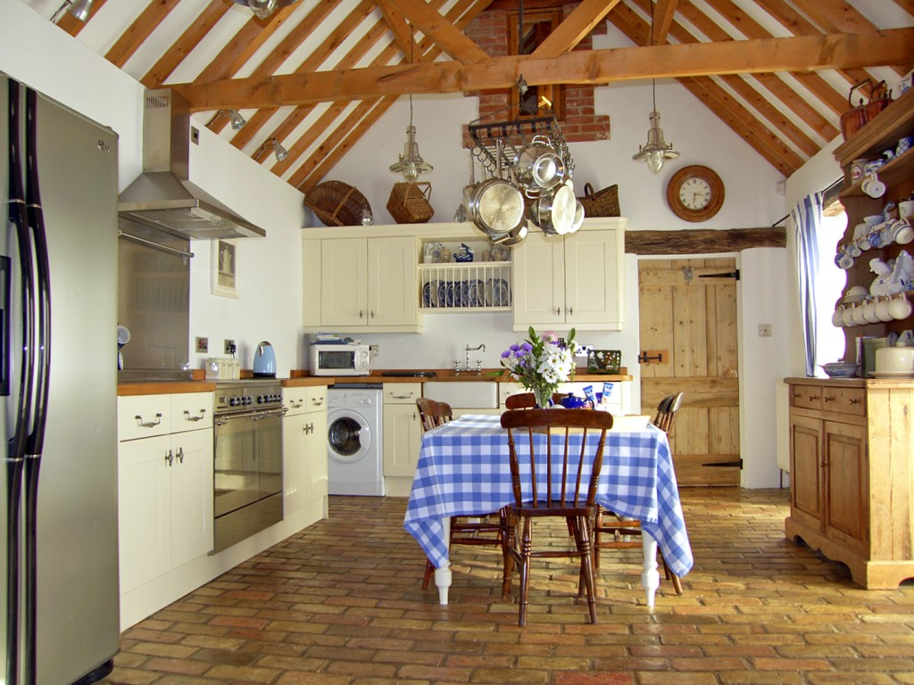 Kitchen of Stable Cottage